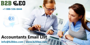 Accountants Users Email List-B2B Leo
